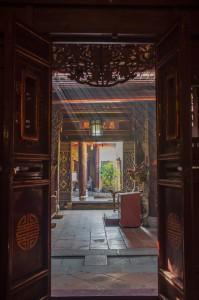 Hanoi, świątynia Bach Ma