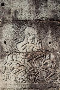 Angkor, apsara